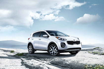 Kia, Vehicle Leasing, Peterborough, Ontario