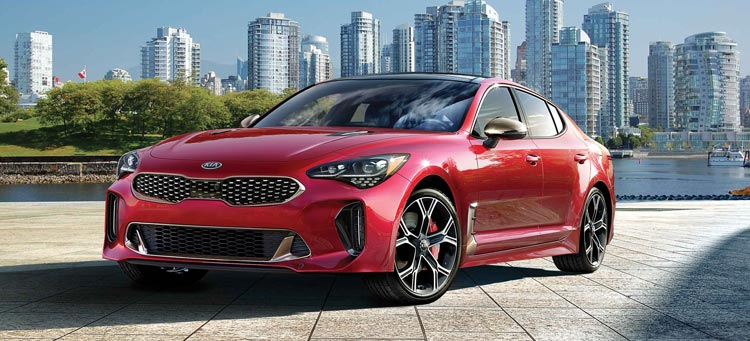 All New 2018 Stinger Peterborough Kia Peterborough Ontario