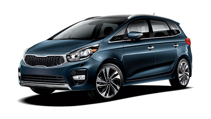 SUV/CUV/MVP Vehicles From peterborough Kia